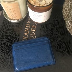 PRADA WALLET | CARD HOLDER | SAFFIANO LEATHER